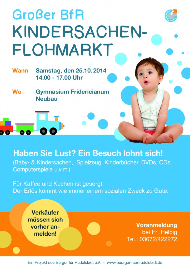 kindersachenflohmarkt