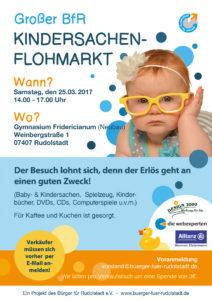 Großer BfR Kindersachenflohmarkt 2017