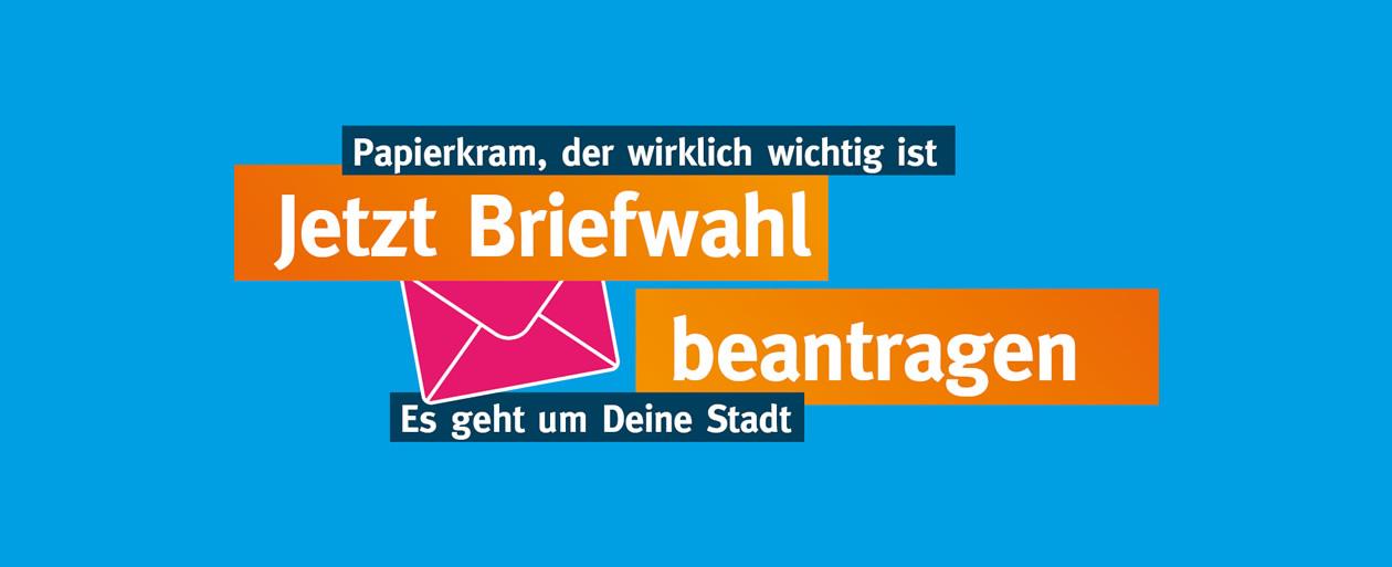 Briefwahl zur Stadtratswahl 2019 in Rudolstadt